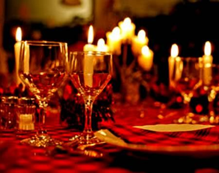 What are the best candle options for dinner