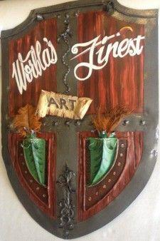 Worbla's Finest Art Shield