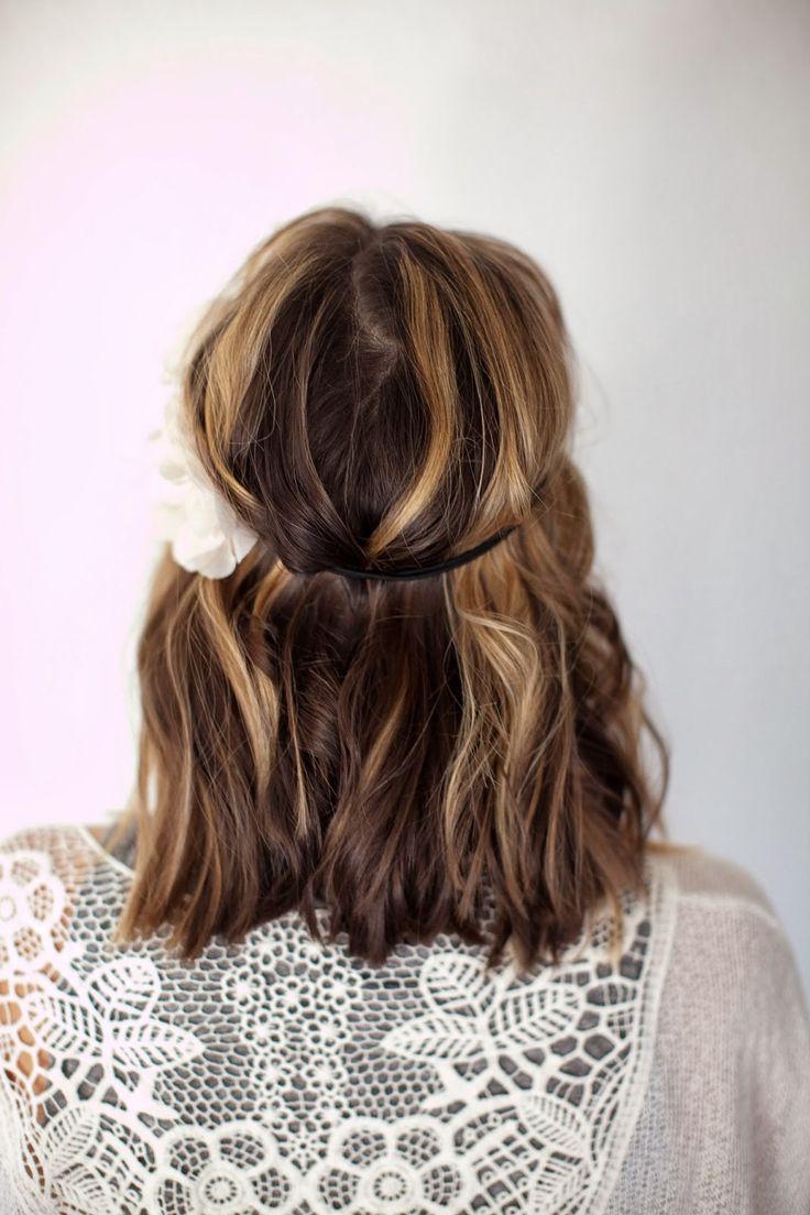 DIY WAVES, long bob, wavy hair, how to curl tutorial www.tessarayanne.blogspot.com