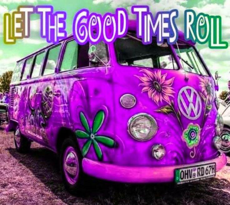 ☮ Hippie Peace!