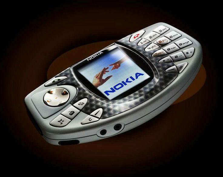 Who had the Nokia Ngage?