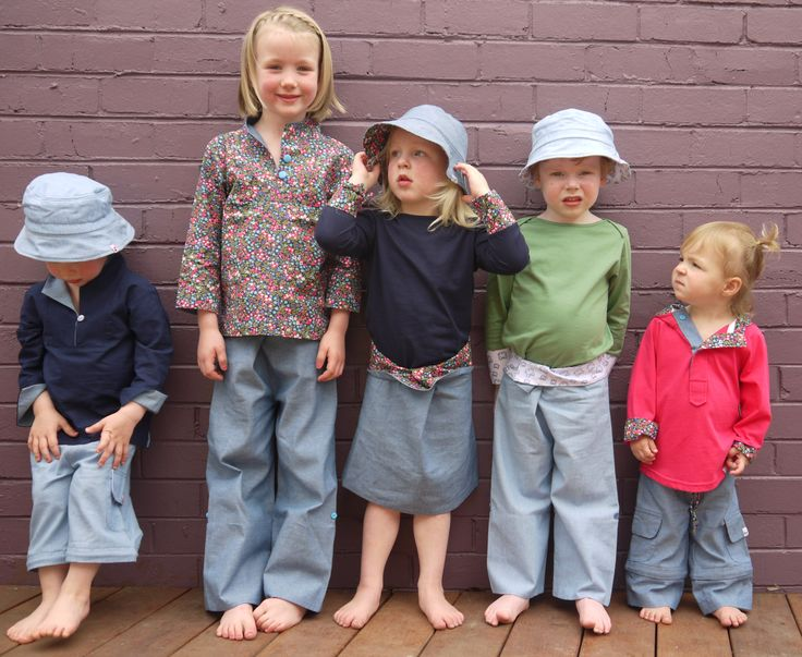 Our Peace, Love & Mung Beans Hats, Cuff Tops, Kaftans, Skirt, Pocket Pants , Hoodie and Thai Fishing Pants.  All 100% Australian made, UPF rated and designed with sun protection in mind. www.shadydays.com.au