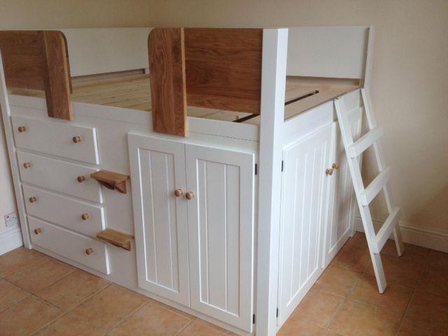 130 best childrens cabin beds images on pinterest. Black Bedroom Furniture Sets. Home Design Ideas