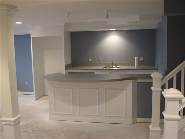 Cheap Finished Basements | cost to finish basement - Cheap Ideas For Finished Basements Made Of ...