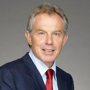 Tony Blair: Equal marriage was a rare moment of unity in British politics