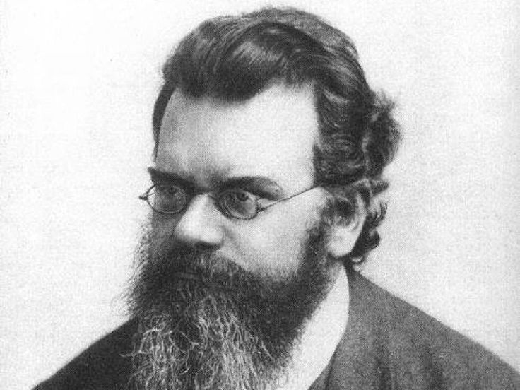Ludwig Boltzmann tried and failed to convince the world that atoms and molecules existed.