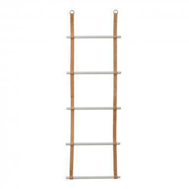 Leather Ladder Hängare   ferm LIVING   Länna Möbler   Handla online