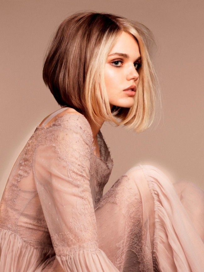 David Gillson, director and master stylist at Carlton Hair shares the hottest hair styles with us.