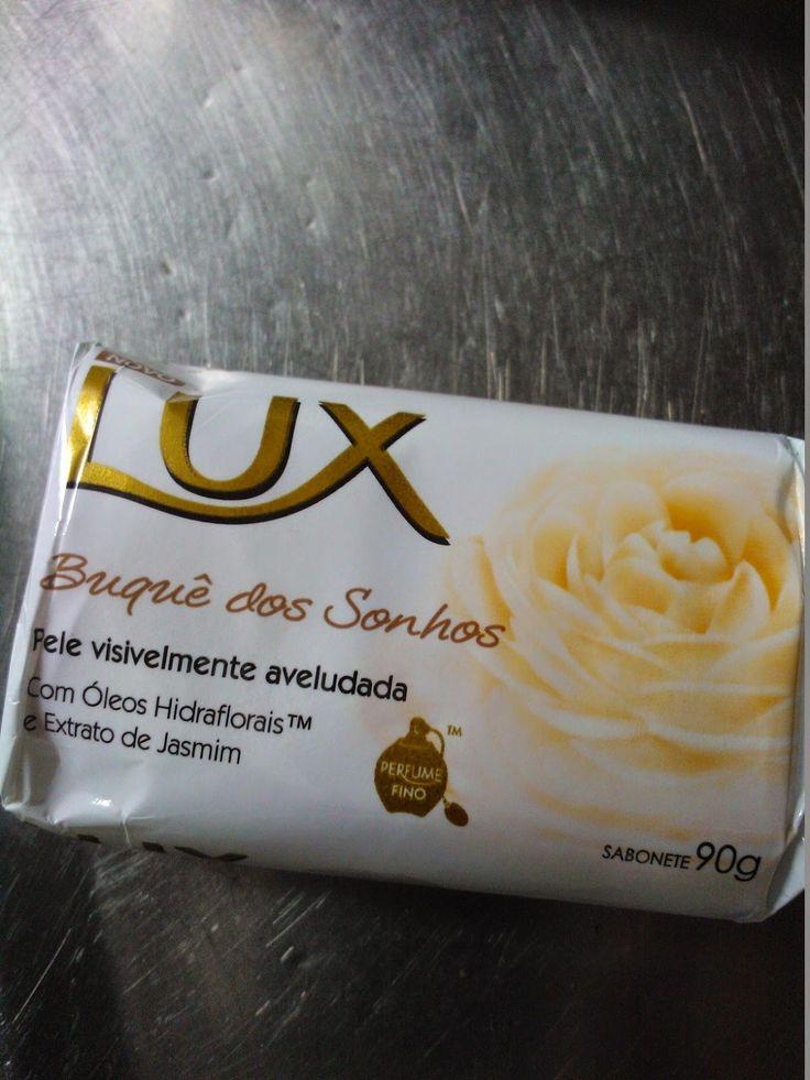 Este é o famoso LUX que limpa panelas e muito mais. Só penso no que faz na pele da gente.