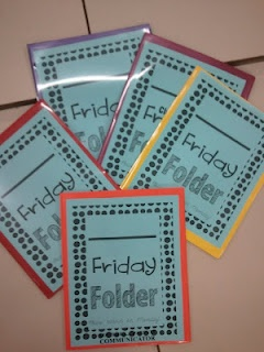 Friday Folder Cover freebie!