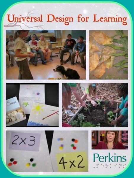 Universal Design for Learning with Dr. Elizabeth Hartmann.