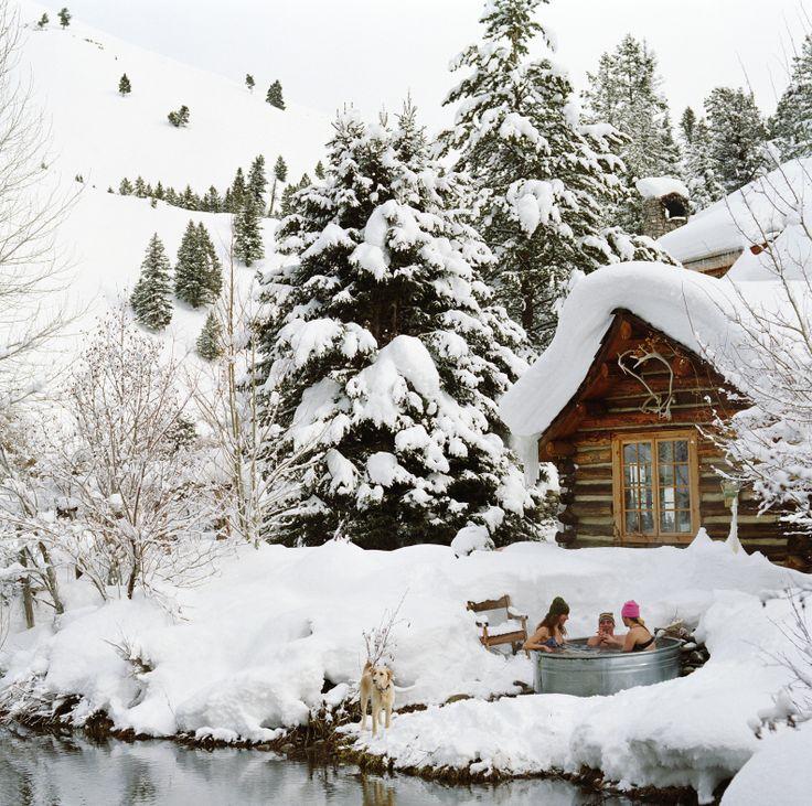 Lijkt je dit wat? Kom jezelf heerlijk opwarmen in de sauna's van SpaSense! Deze winter beleef je pure ontspanning!