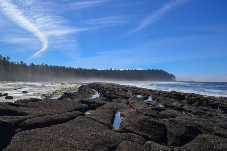 Le Sentier de la Côte-Ouest sur l'Île de Vancouver, Canada | 21 randonnées qui vous couperont le souffle