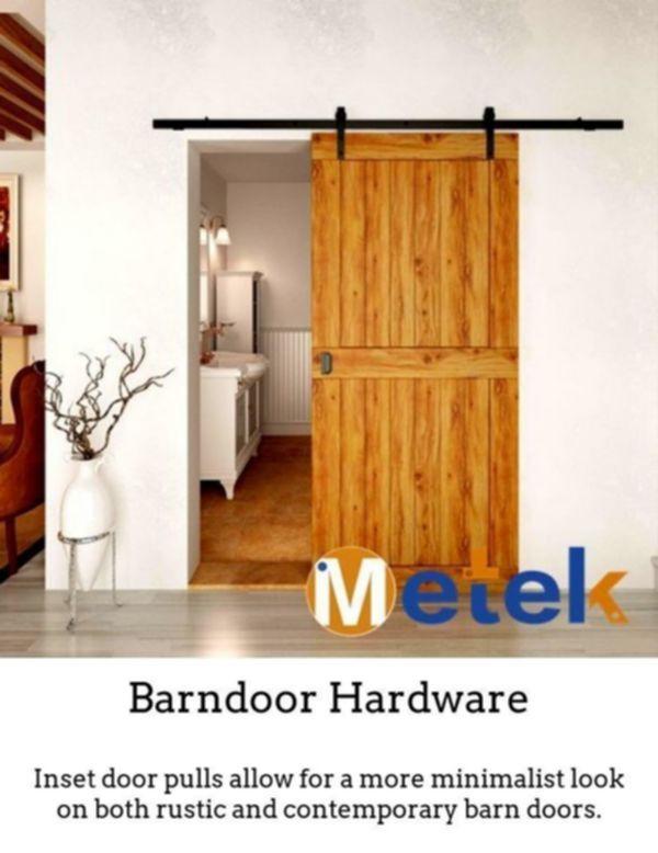 Barndoor Hardware Buy Barn Door Sliding Door And Also Flat Track Component Parts That Wil Wooden Doors Interior Sliding Doors Interior Diy Barn Door Hardware