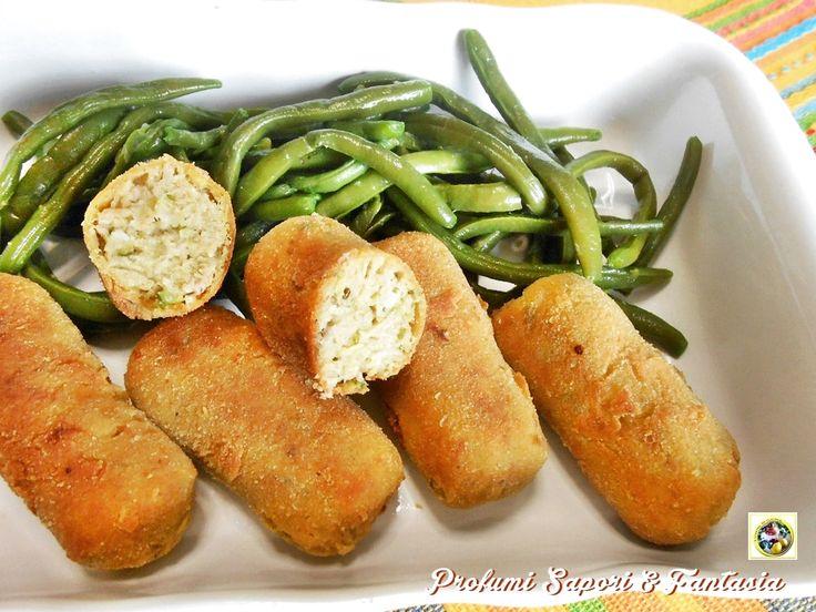 Crocchette di pollo e zucchine  Blog Profumi Sapori & Fantasia