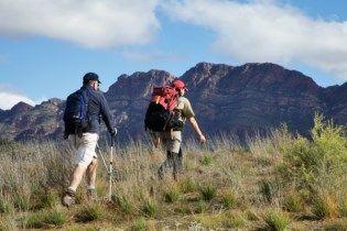 Hiking in SA | Wilpena Pound | Flinders Ranges - Arkaba Walk