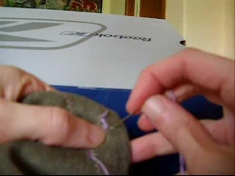 Come fare un occhiello a mano ( video HQ)