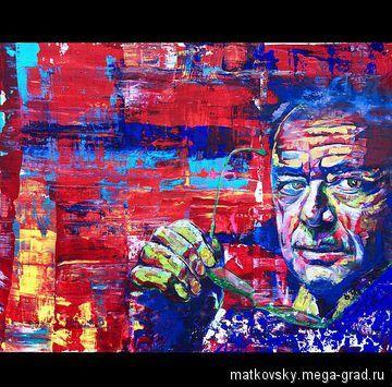 Герхард Рихтер - Смешанная техника, портретная живопись. МегаГрад - портал…