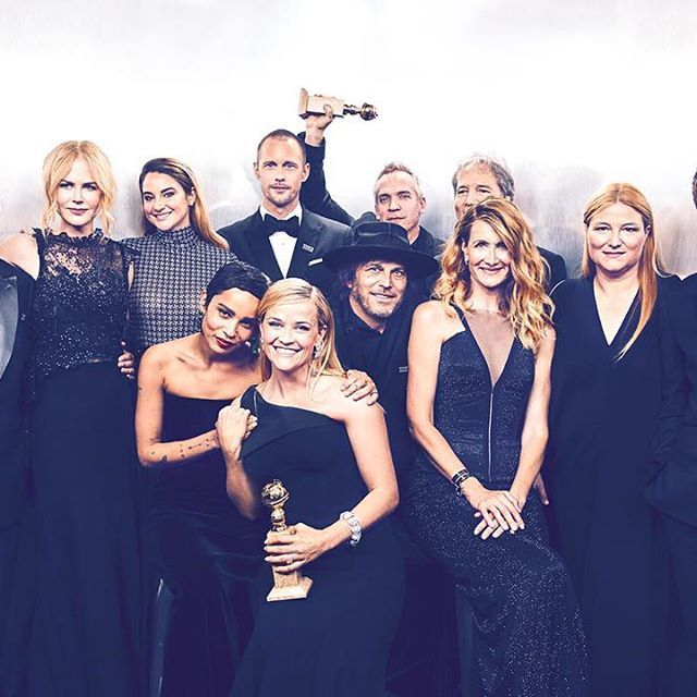 Big Little Lies Best Television Limited Series Or Motion Picture