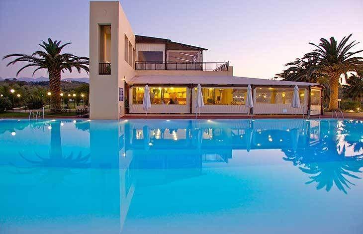 Hôtel Solimar Aquamarine 4* TUI en Crète