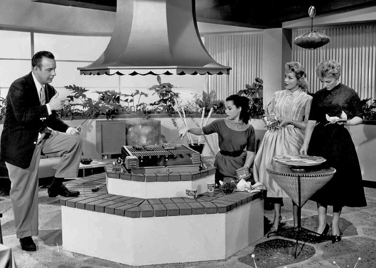 ... outdoor cooking indoors- the modern way!