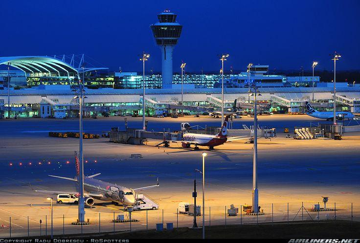 MUC - Munich Airport, Germany ✪ http://jenssophie.wordpress.com/2011/07/28/munich-international-airport-muc/