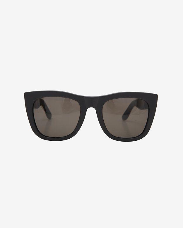 SUPER Sunglasses Gals Sunglasses: Matte Black