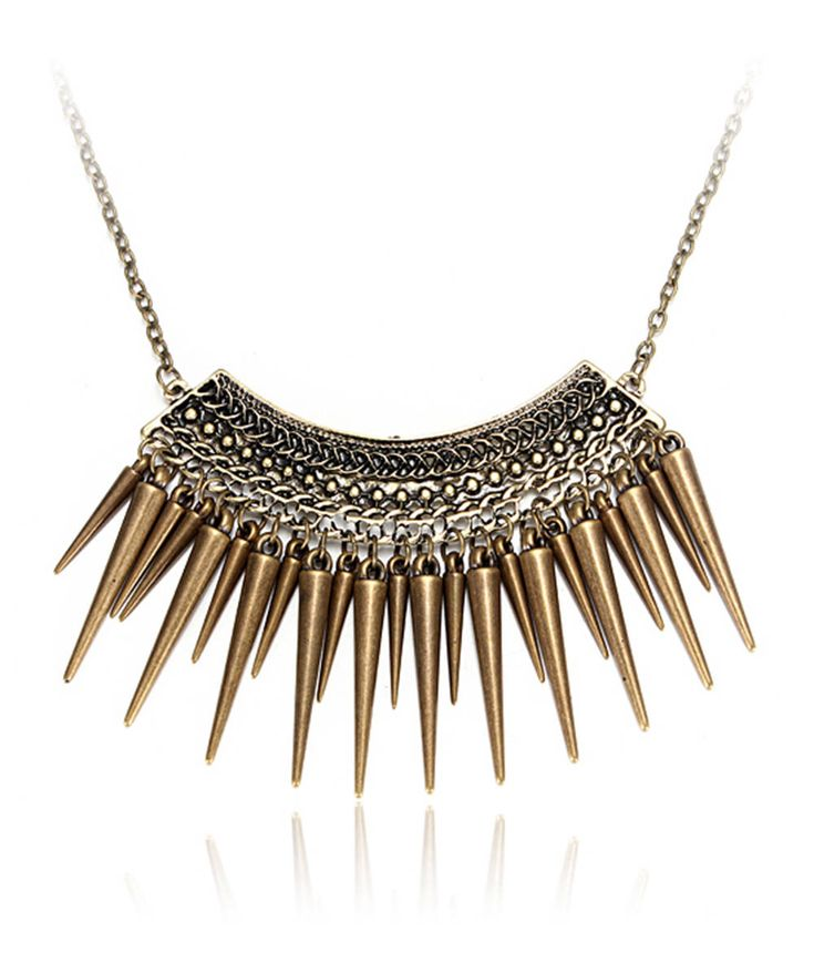 Fashion Jewelry : Punk Blaze Necklace
