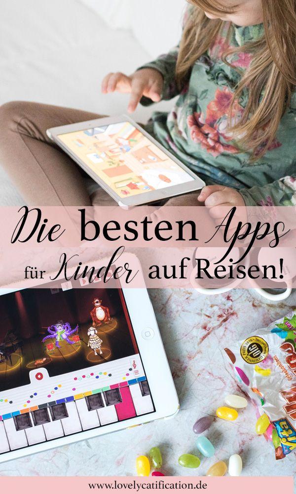 Habt ihr eine lange Reise vor euch? Dann zeige ich euch hier die besten Apps für Kinder bei Fernreisen oder langer Autofahrt! Jetzt alle Details lesen auf Lovelycatification.de