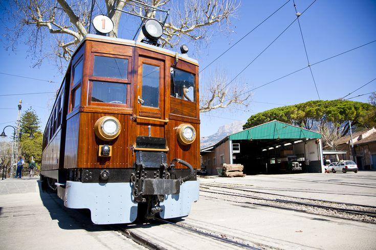 Le train de Sóller