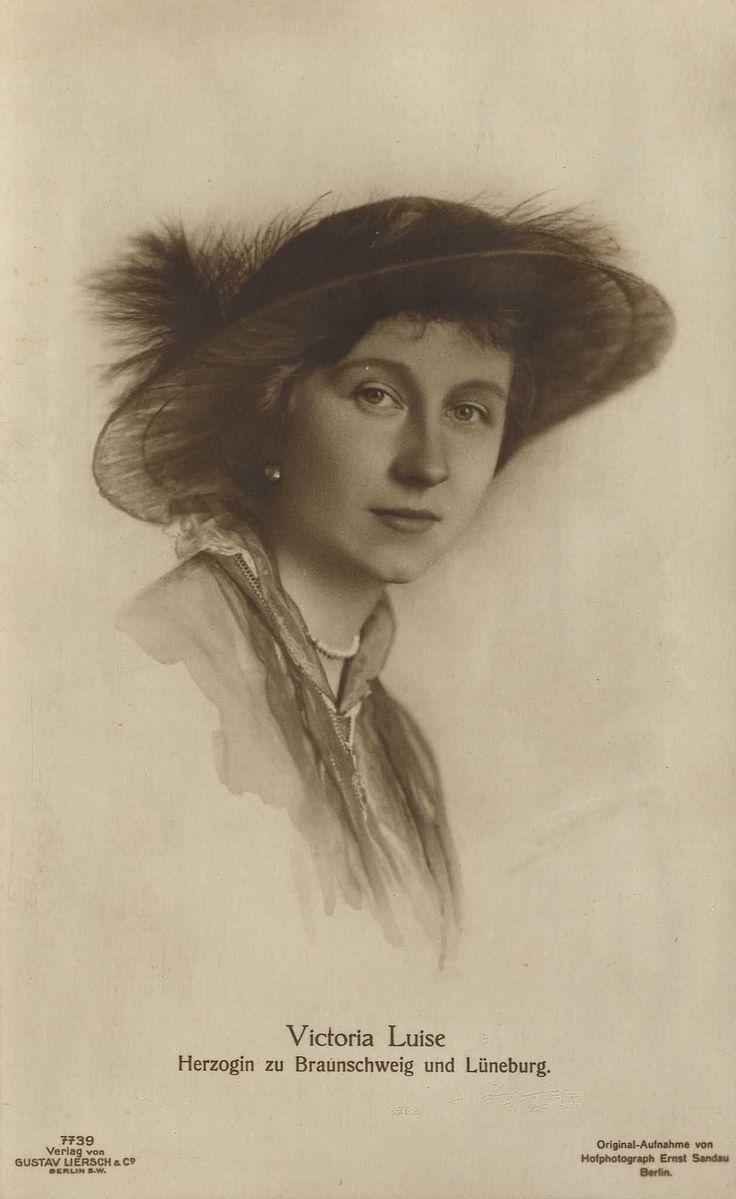 Victoria Luise Herzogin von Braunschwieg-Lüneburg