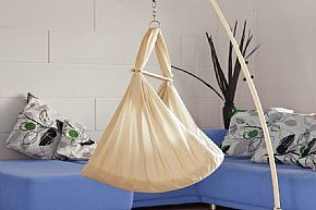 hamac b b hamac baby yoyo hamac b b baby yoyo l 39 original hamacs b b s baby hammocks. Black Bedroom Furniture Sets. Home Design Ideas
