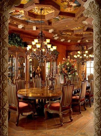 200 best images about old world tuscan decor inspiration on pinterest silk flower arrangements. Black Bedroom Furniture Sets. Home Design Ideas