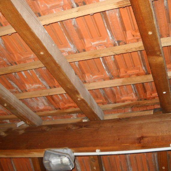 traitement du bois de charpente par injection ou au gel traite bastaing 75x175 isolation sous chevrons