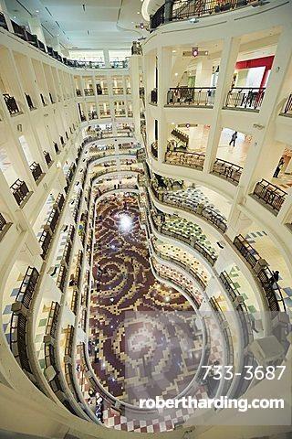 Berjaya Times shopping mall, Bukit Bintang, Kuala Lumpur, Malaysia, Southeast Asia, Asia