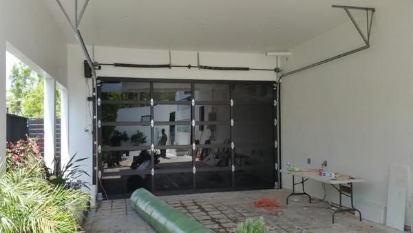 Best 25 Black Garage Doors Ideas On Pinterest Paint
