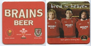 Rugby beermats / Posavasos de rugby  A tribute to Wales, winner of Six Nations / Un homenaje a Gales, vencedor del Seis Naciones  http://posavasosderugby.blogspot.com.es/2012/03/tribute-to-wales-winner-of-six-nations.html