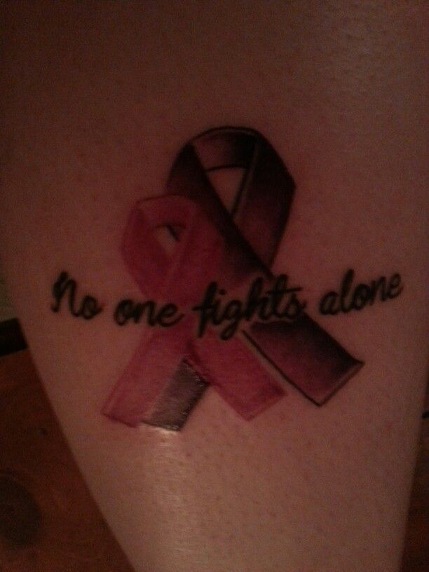 26 best Tattoos images on Pinterest | Cancer ribbon ...