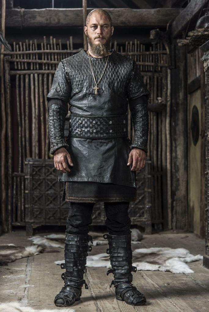 Vikings S3 Travis Fimmel As Quot Ragnar Lothbrok Quot Wikinger