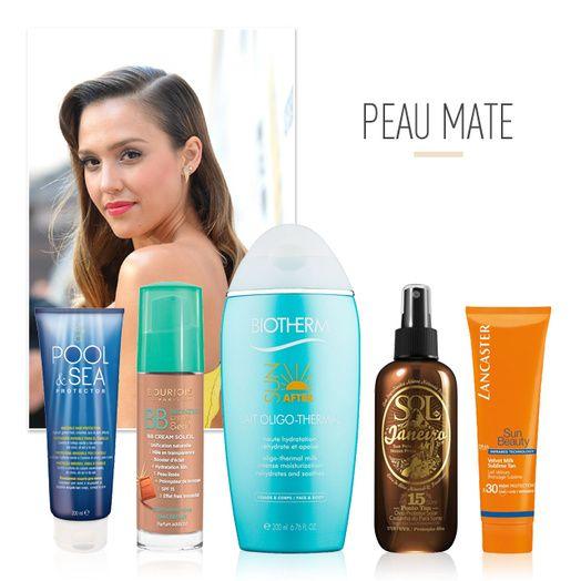 Spray Bronzant Monoï pour peaux mates – Spray Bronzage Monoï pour Femme
