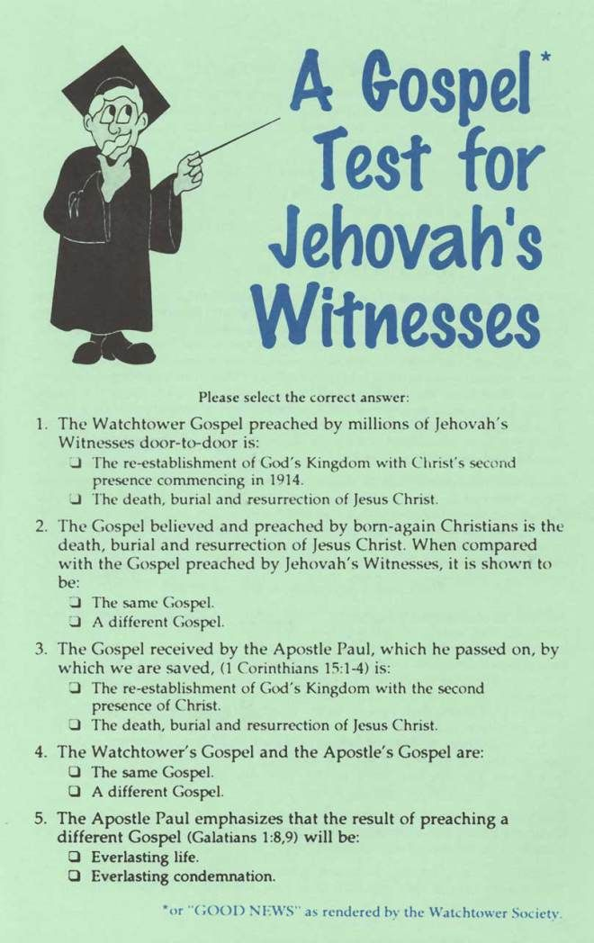 A closer look at Jehovah's Witnesses living in the U.S.