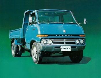 Toyota Dyna R (U10) '02.1969–77