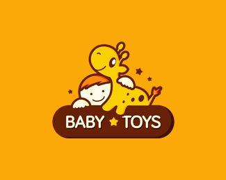 Logo Design: More Giraffes