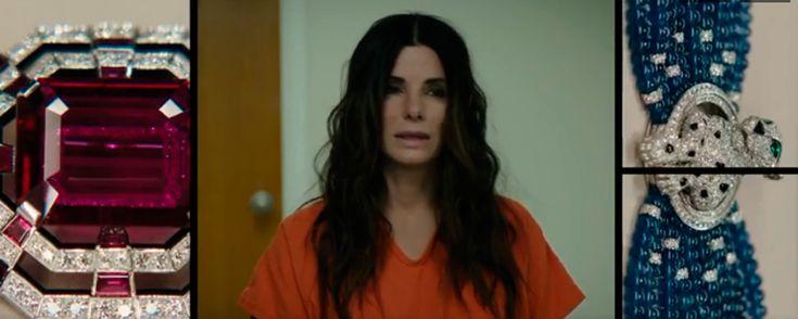 'Ocean's 8': Las maestras del robo lideradas por Sandra Bullock protagonizan el primer tráiler en español - Noticias de cine - SensaCine.com