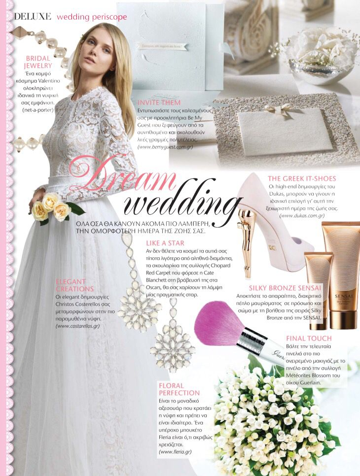 Beautiful wedding inspirational ideas ft a #costarellos bridal dress by Deluxe Magazine! #costarellosbride #madeingreece #bridalsensation #ohsochic #athensbride #bridalweek #bridalmarket #bridalfashionweek #bridalfashion #nybw #nybfw #nybridalweek #newyork #nyc #greekdesigner #newcollection #bridal #bridetobe #bridaldress #bridalgown #instabride #fashion #fashionnews #luxury #luxurywedding #deluxemagazine #magazine #bridaldesigner #nextbestthing #weddinginspiration #wedspiration…