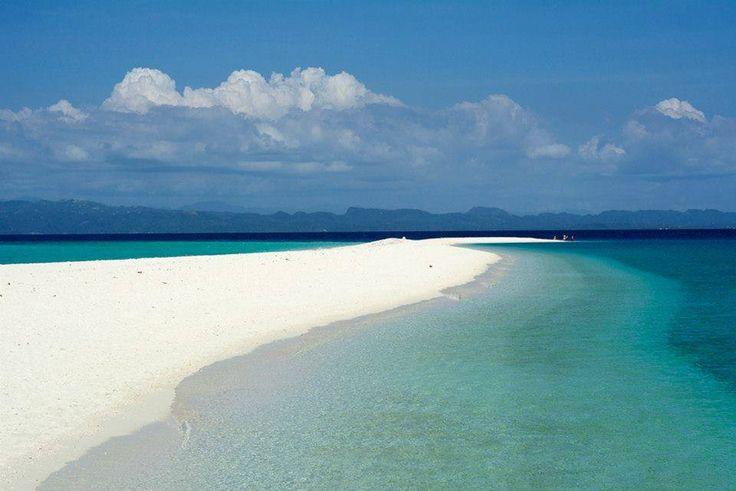 Kalanggaman Island, Leyte, Philippines.