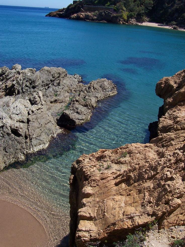 beach near palamós