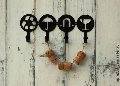 Крючки металлические Тарные знаки - чёрный,крючки,крючки металлические