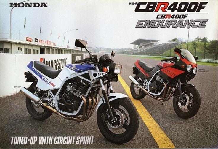 CBR400Fエンデュランス