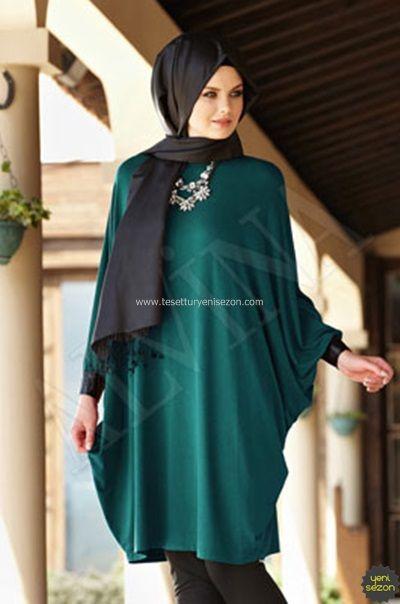 Alvina Kolye Detaylı Tunik 2015 | Yeni Sezon | Armine | Kayra | Setrms
